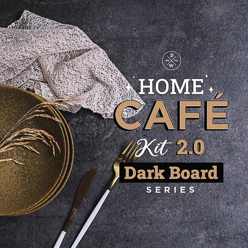 Home Cafe Kit - Darkboard Series
