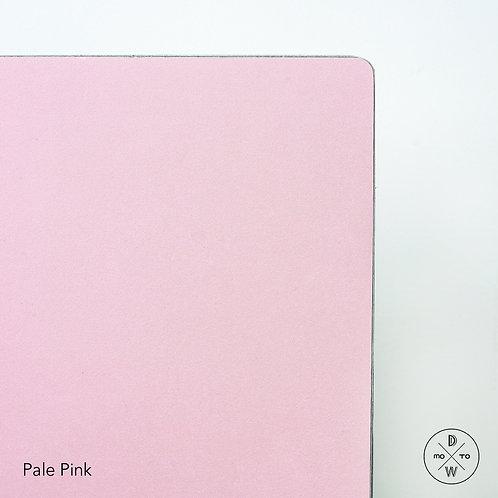 Pale Pink on Board