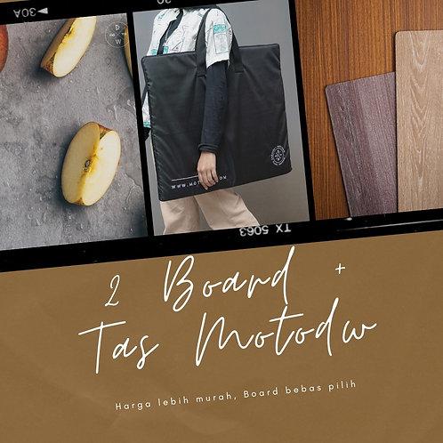 Paket Tas + 2 Board Series