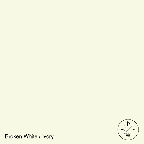 Broken White