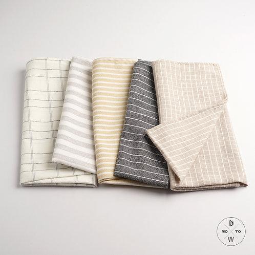 Linen Napkins - Stripes Series