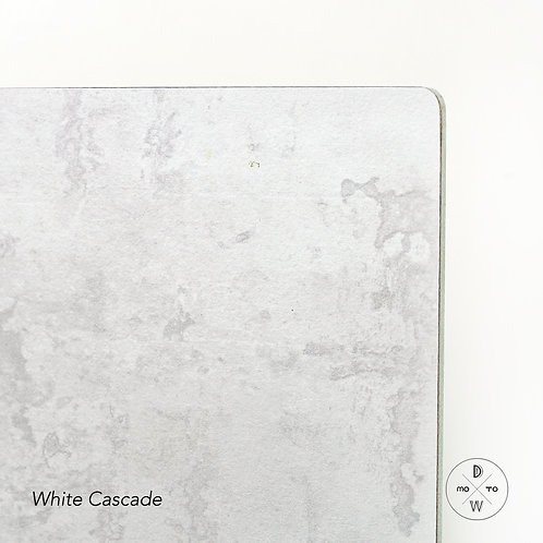 White Cascade
