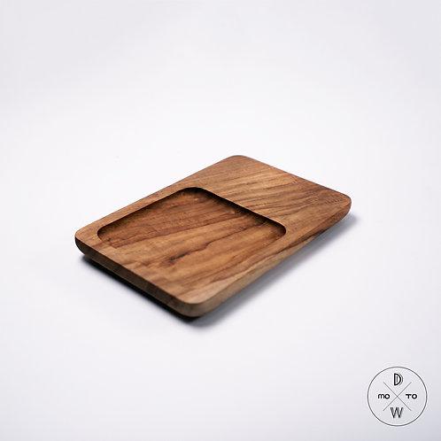 Teakwood Coffee Tray - Small