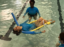 Aqua Yoga-Texas