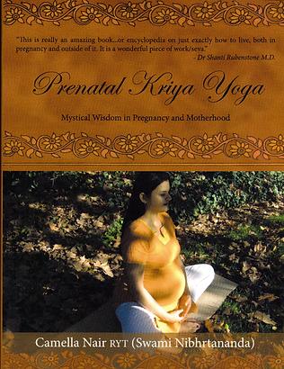 Prenatal Kriya Yoga Book