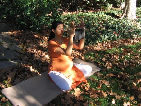Prenatal Yoga and Accessibility