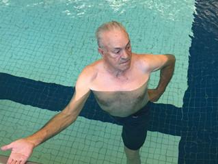 How Aqua Yoga Boosts Lung Health