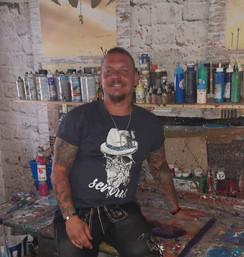 Le interviste di Marta Lock:  Stefan Feßlmeier, il percorso verso la rinascita parte dall'arte