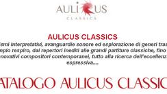 """AULICUS CLASSICS: la nuova etichetta discografica di musica classica """"trasversale"""""""