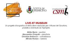 Museo del Sassofono a Fiumicino
