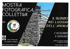 Mostra fotografica collettiva prorogata oltre il 6 Gennaio