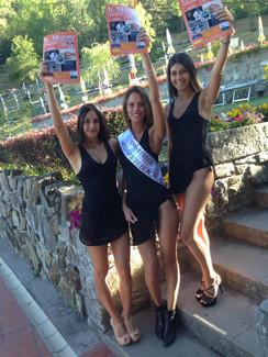Selezione Regionale per Miss Italia nell'Appennino Tosco Emiliano