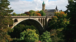Covid 19 a Luxembourg
