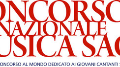 Il Concorso Internazionale di Musica Sacra  conferma l'edizione 2020