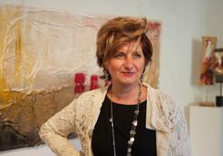 Le interviste di Marta Lock: Elena Rizzardi, la materia e il colore per fermare il tempo