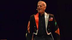 "Enrico Bertolino in ""Instant theatre"""