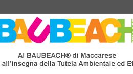 BAUBEACH di Maccarese (RM) - L'estate all'insegna della Tutela Ambientale ed Etologica