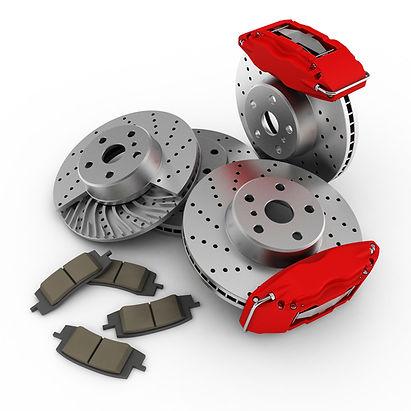 bremsscheiben und bremsbeläge