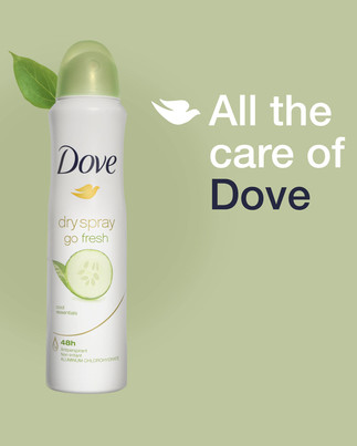 Pintrest Dove Ad
