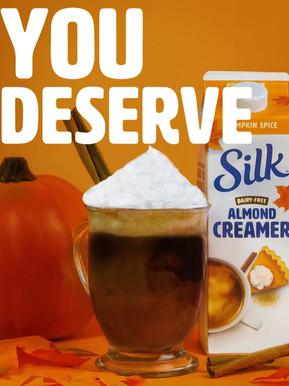Silk Almond Creamer
