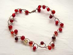Cranberries Necklace