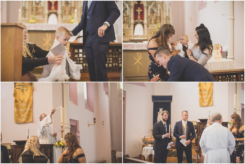 Documentary Family Christening Photography Huddersfield