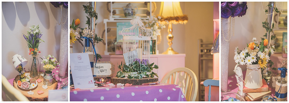 Ruddi's Vintage Treat Rooms Wedding Fayre, Documentary Photography