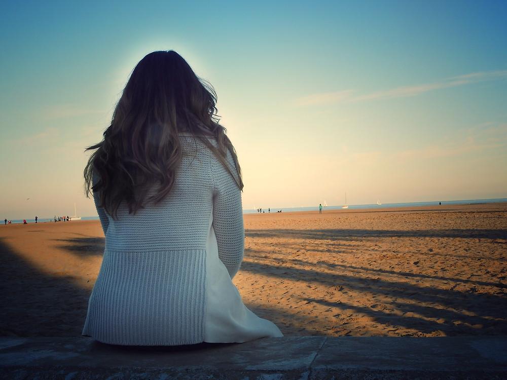 Valencia playa beach
