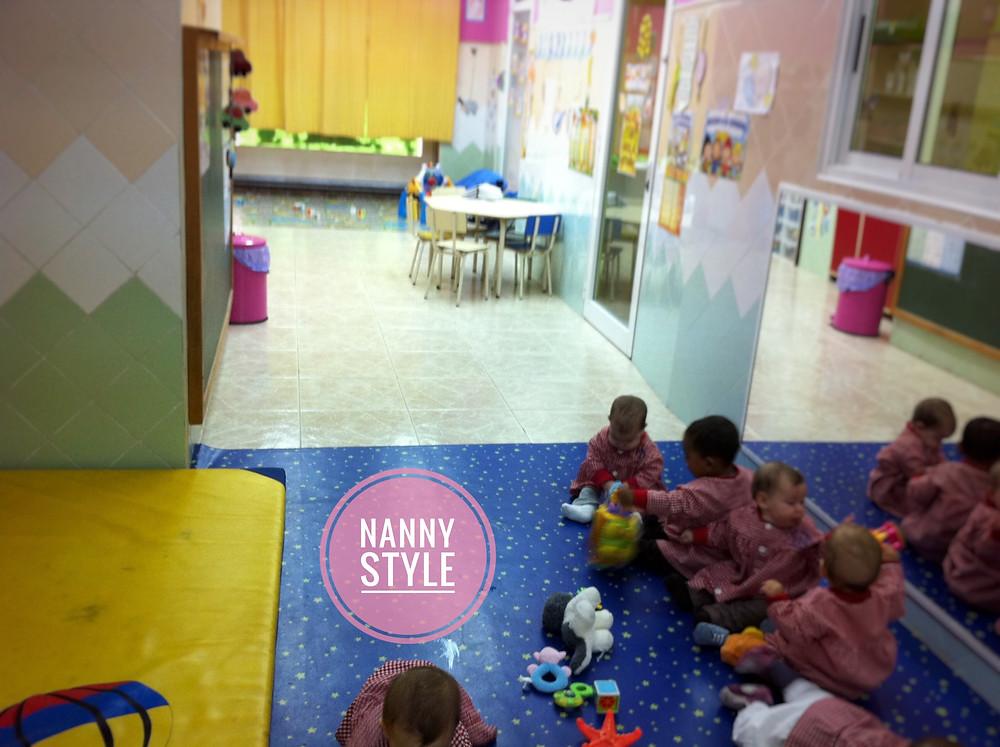 Nursery- Escuela Infantil