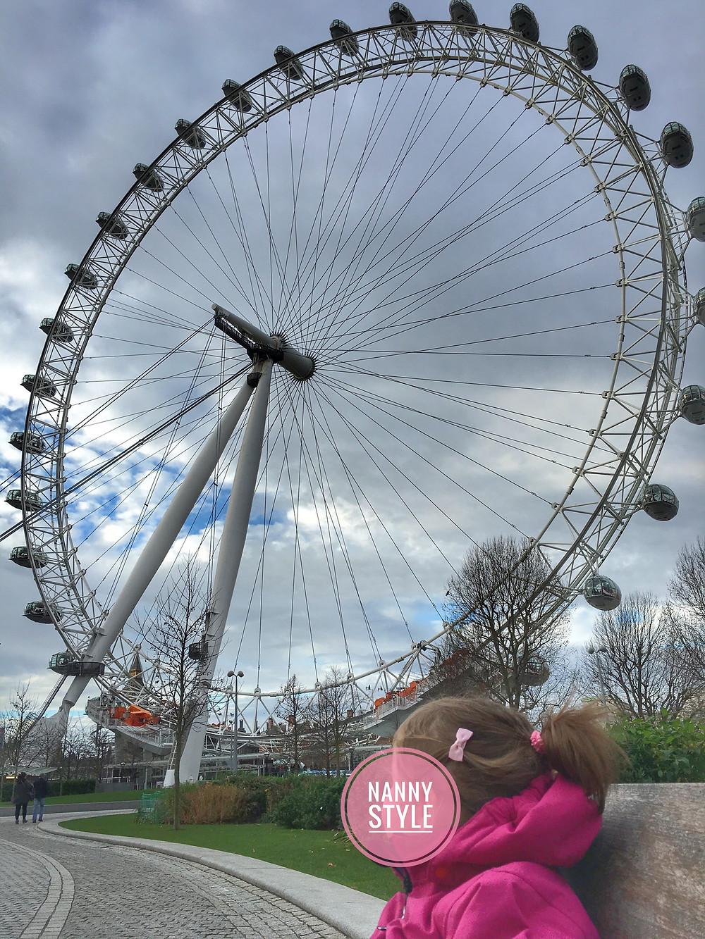 London Eye Noria