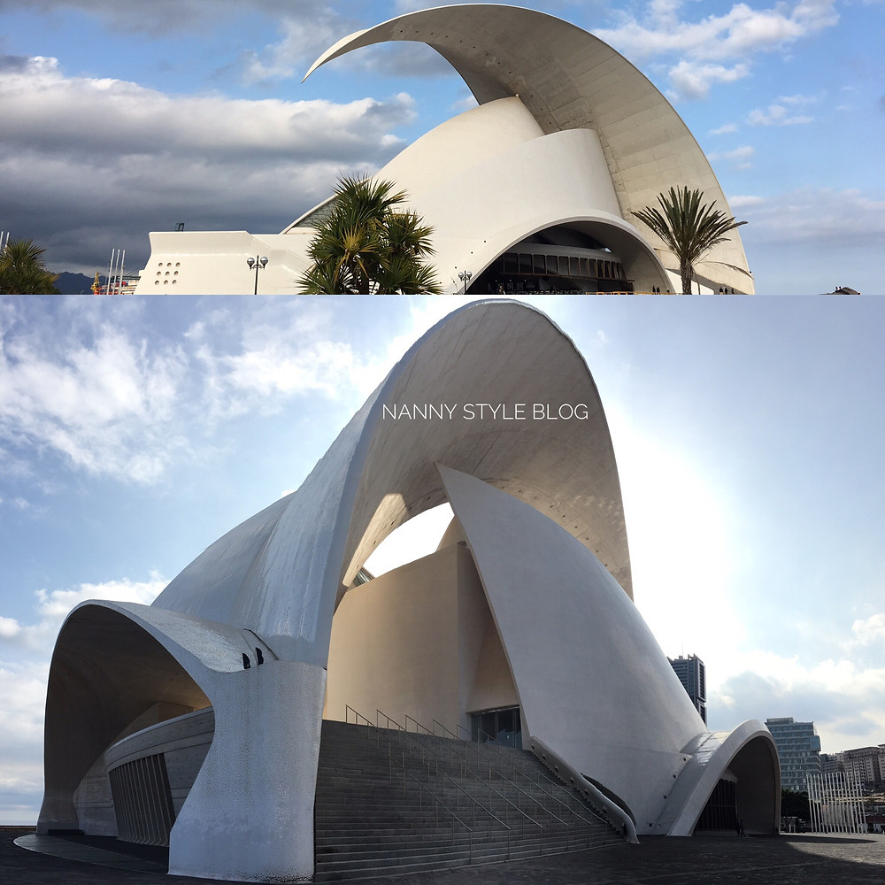 Tenerife Auditorio