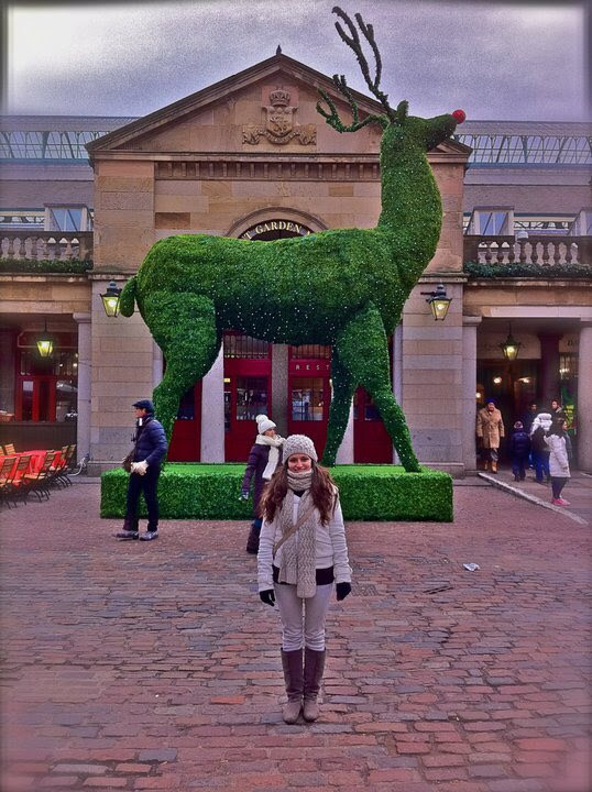 Covent Garden 2010 London