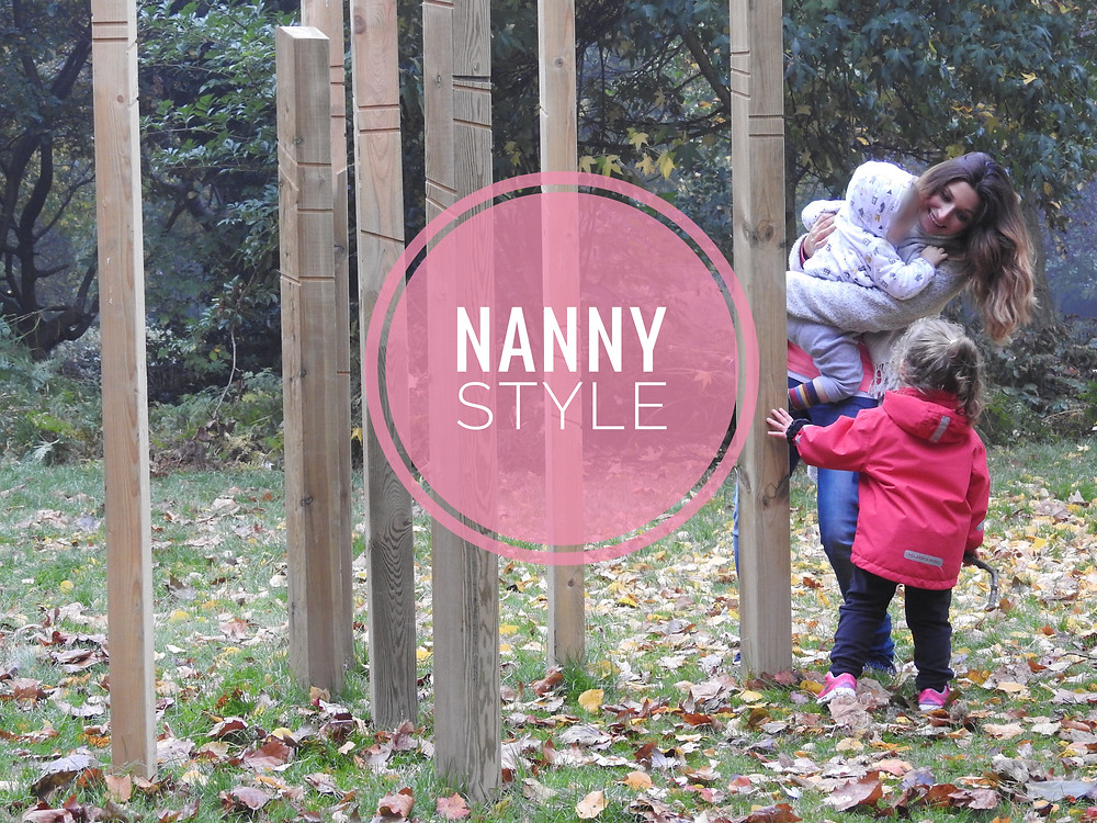 nanny kids