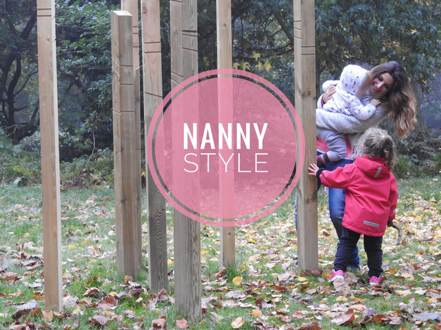 De profesión...¡Nanny! My profession...Nanny!