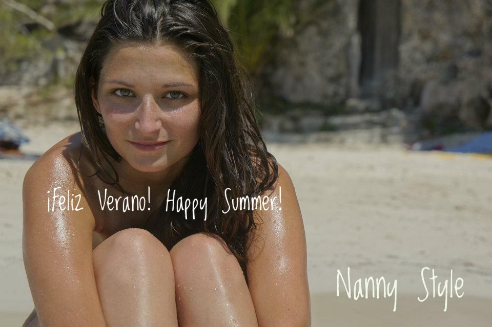 ¡Feliz Verano! Happy Summer!