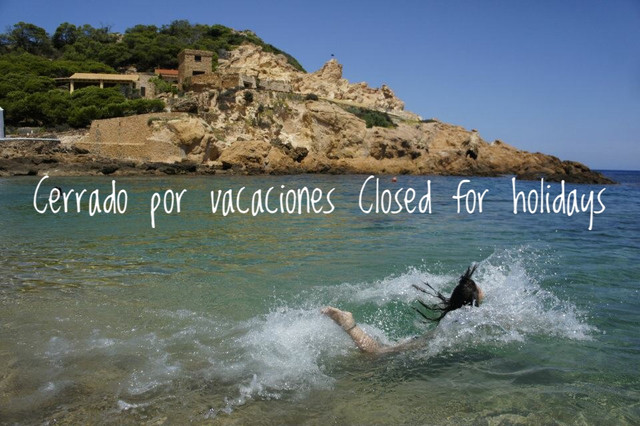 See you in September! - ¡Hasta septiembre!