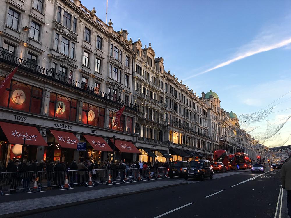 Haley's Regent's Street London