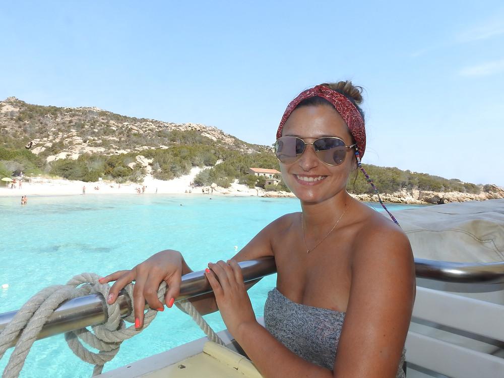 Boat trip to La Maddalena