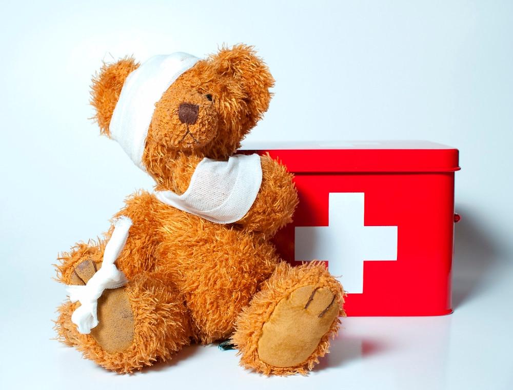 Paediatric First Aid Primeros Auxilios Infantil