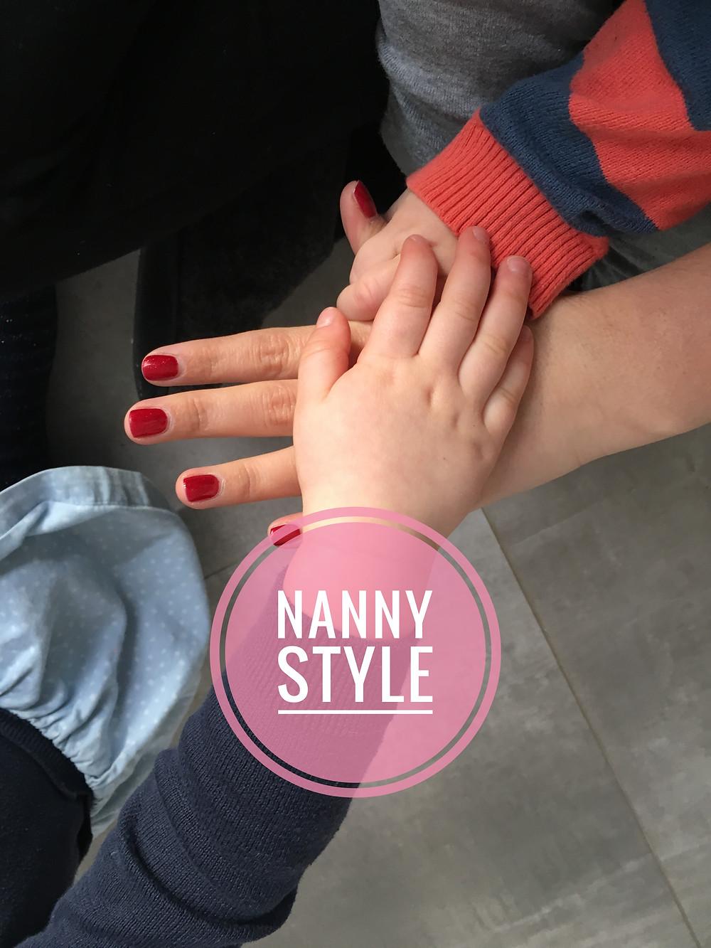 hands manos