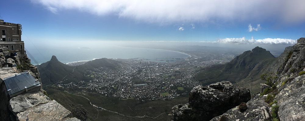 Table Mountain View-Vista
