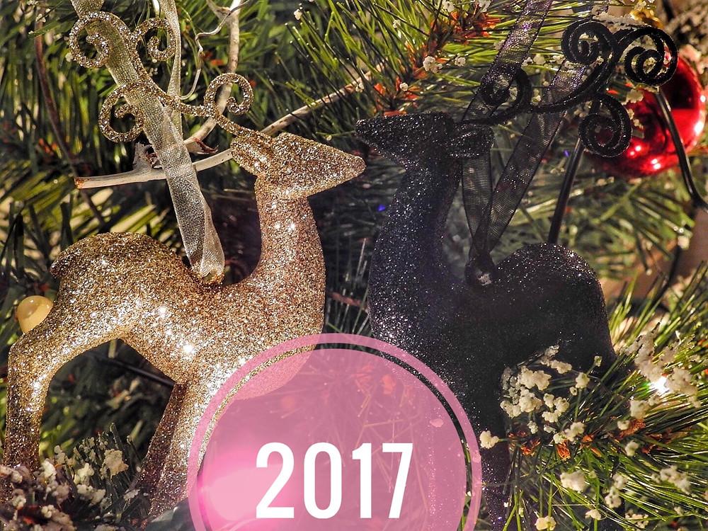 renos reindeers 2017 new year año nuevo