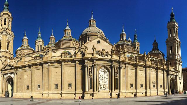 Zaragoza, a real treasure. Zaragoza, un verdadero tesoro.