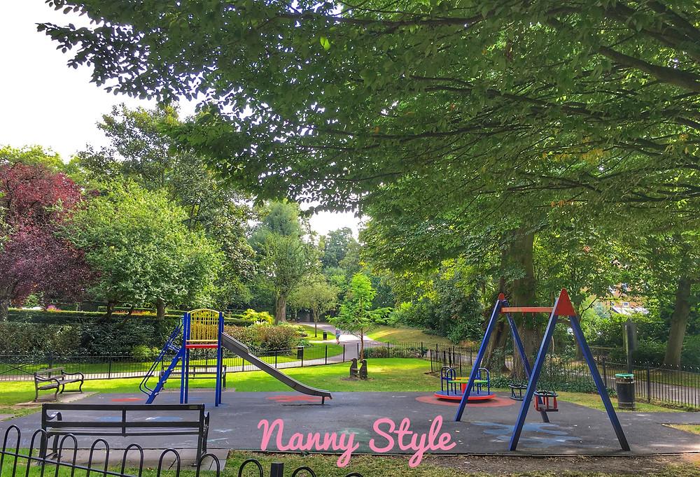 parque park playground