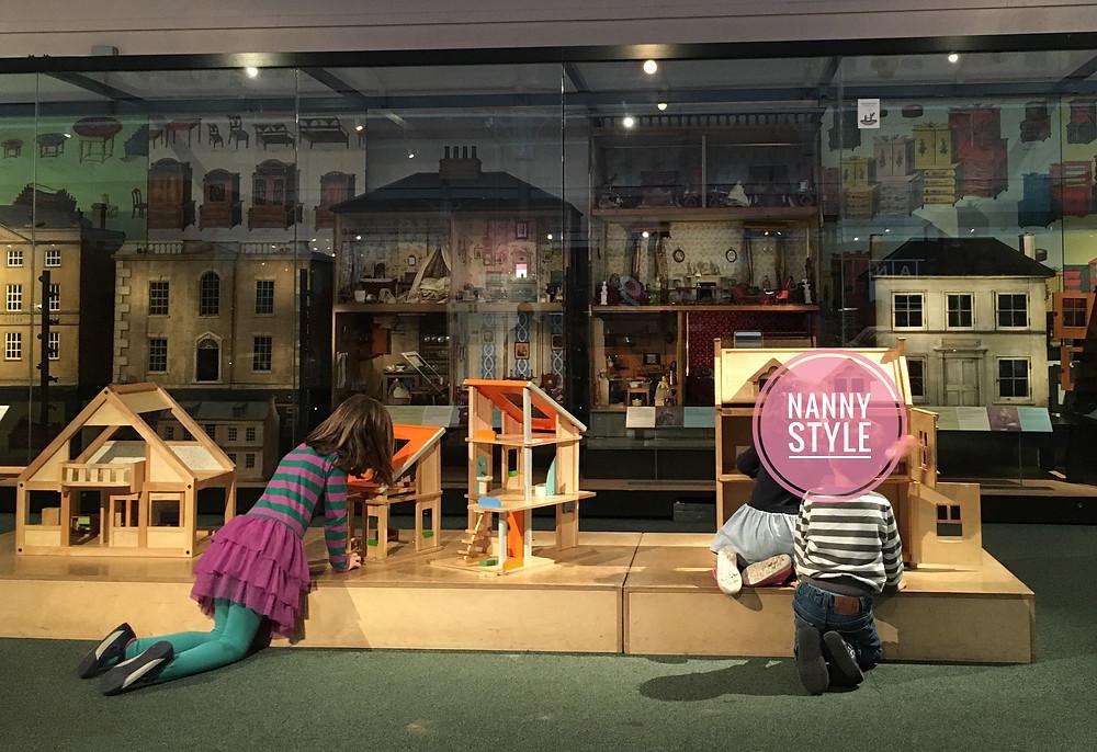 Museum of Childhood Museo de la infancia V&A