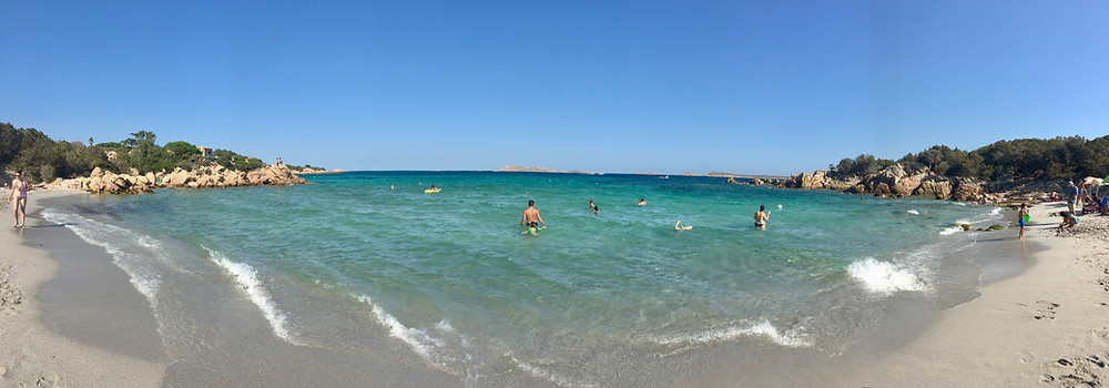 Capriccio beach