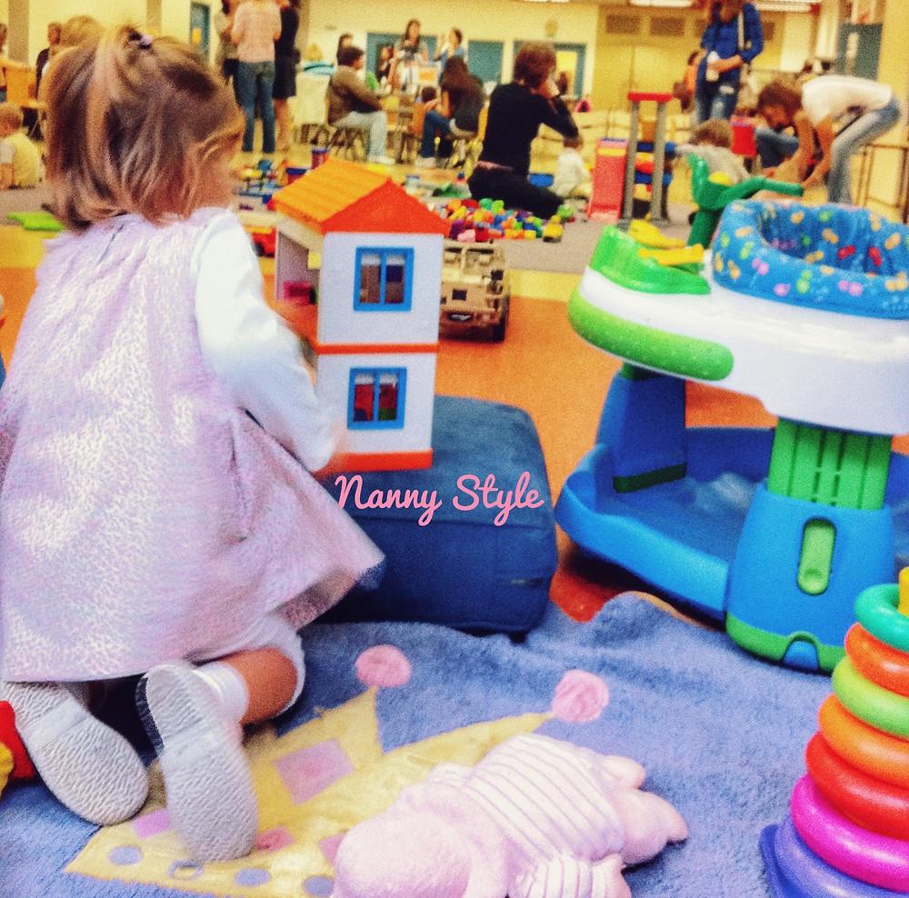 playgroup actividades niños