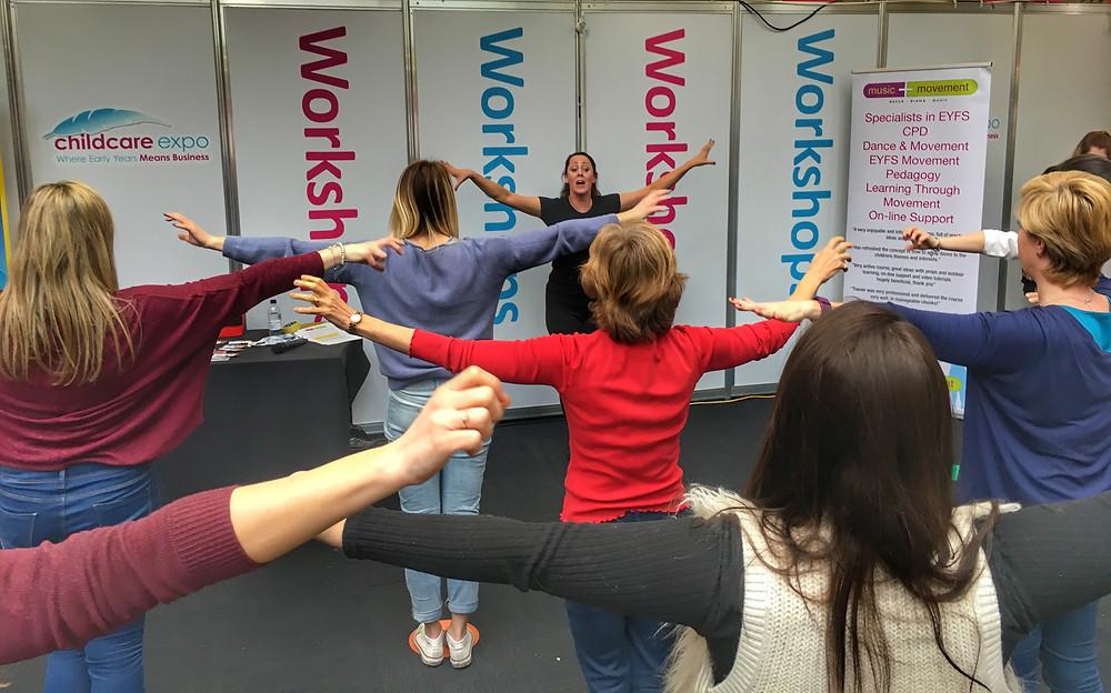 Workshop Childcare Expo London