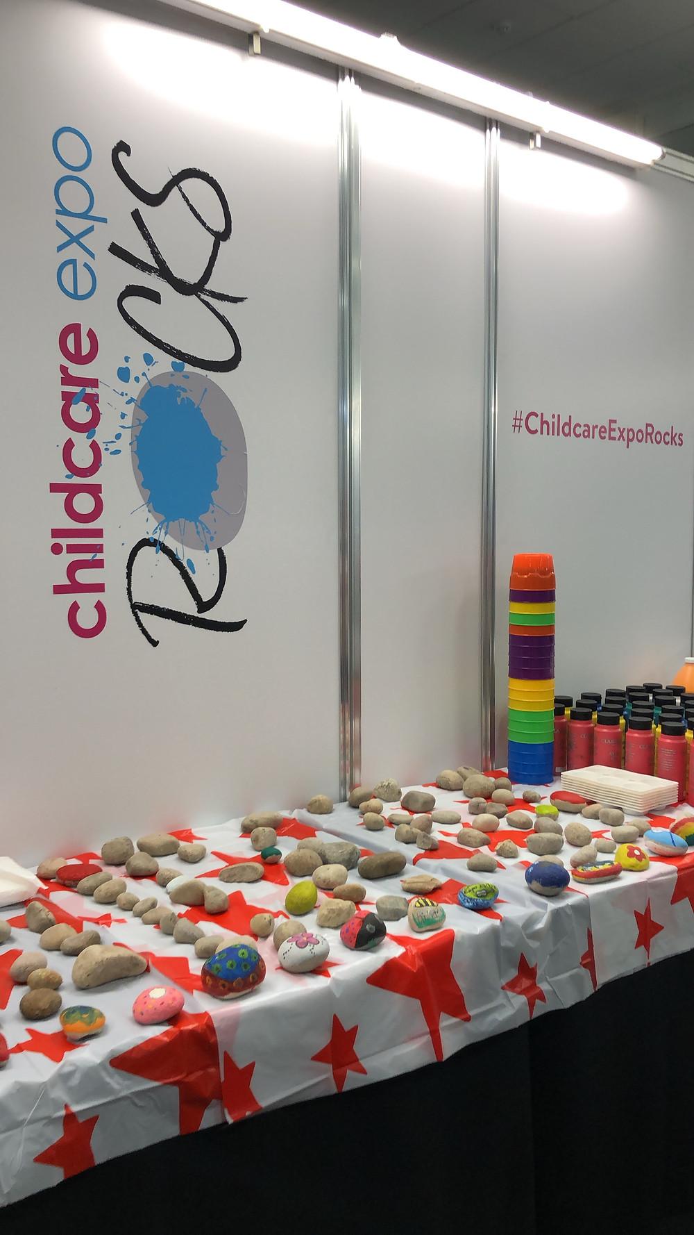 childcare expo rocks
