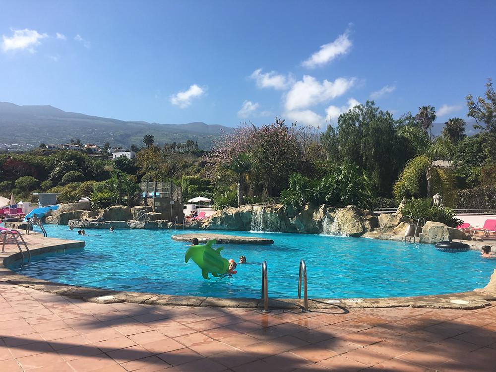 Diver hotel Tenerife